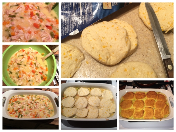 Pot Pie Bake 1